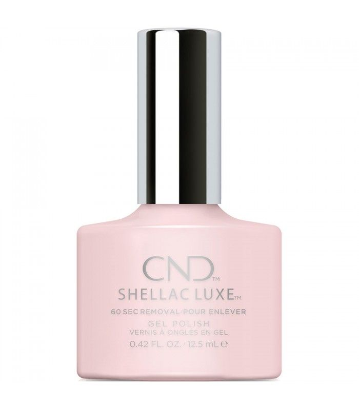CND Shellac Luxe - Negligee