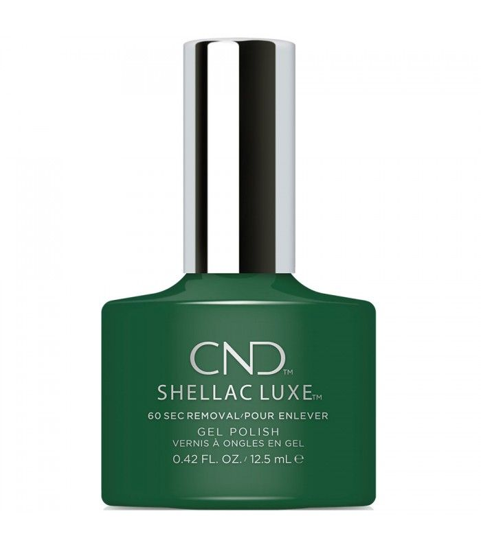 CND Shellac Luxe - Palm Deco