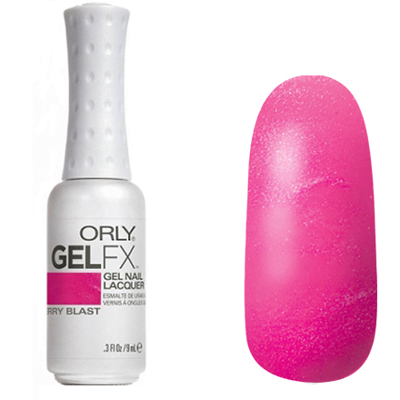 Orly Gel Fx - Berry Blast