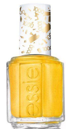 Essie nail polish aim to misbehave aim to misbehave glimmer brights collection 2016 # e1000