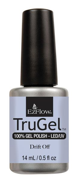 Ezflow Trugel Led/UV Gel Polish - Drift Off - 0.5oz/14ml