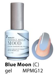 LeChat UV/LED Mood Gel 15ml - Blue Moon