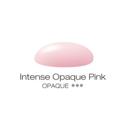 NSI Attraction Acrylic Nail Powder - INTENSE OPAQUE PINK 40g