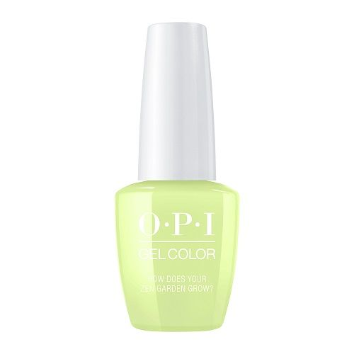 OPI Gelcolor How Does Your Zen Garden Grow