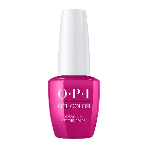 OPI Gelcolor Hurry-Juku get this color!