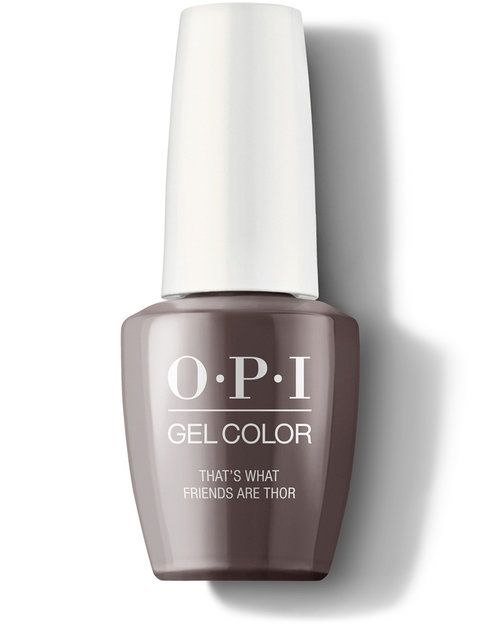 OPI Gelcolor Thats what friends are Thor